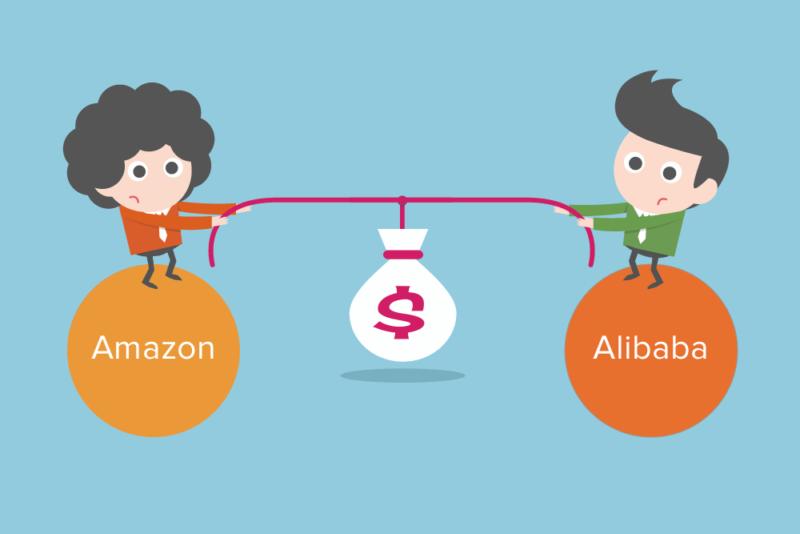 Amazon Vs Alibaba – Who is Winning?