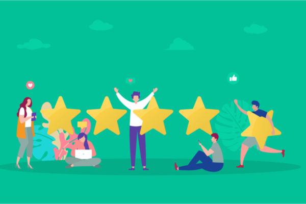 eBay feedback rating